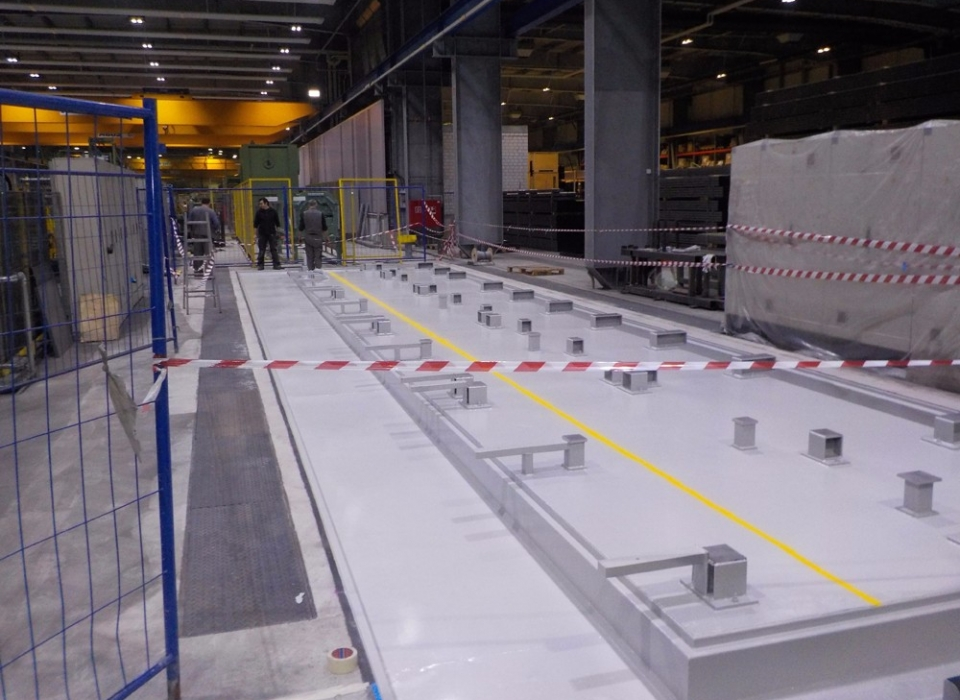 KorroTec Industrielackierung in Ennigerloh