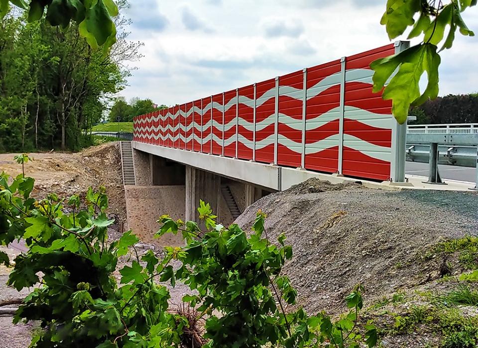 Brückenbau Lackierung Korrosionsschutz Verkehr Münsterland